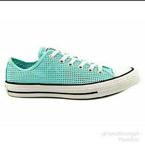 Converse Chuck Taylor Perforated Oxford 9 blue